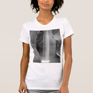 B&W Antelope Canyon T-Shirt
