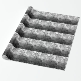 B&W Aspen 7 Wrapping Paper