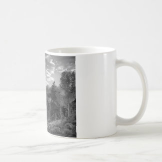 B&W Aspen Coffee Mug