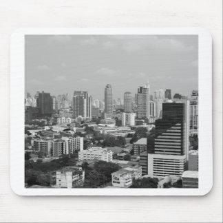 B&W Bangkok Mouse Pad