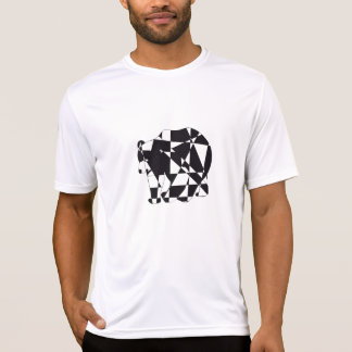 B&W bear tshirt for him