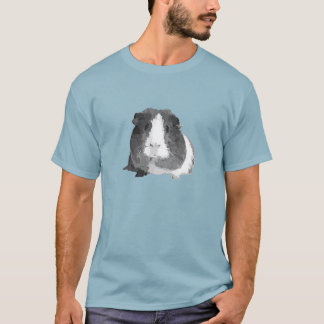 B&W 'Betty' Guinea Pig Men's T-Shirt