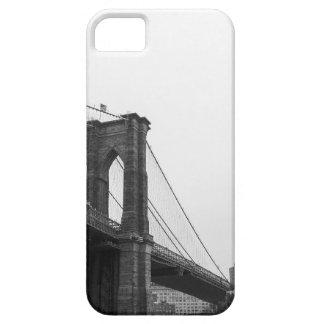B&W Brooklyn Bridge iPhone 5 Cover