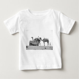 B&W Dubai desert Baby T-Shirt