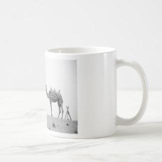 B&W Dubai desert Basic White Mug