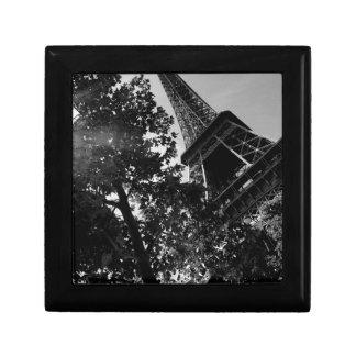 B&W Eiffel Tower 2 Gift Box