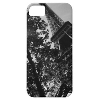 B&W Eiffel Tower 2 iPhone 5 Case