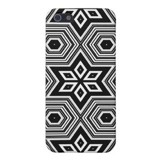 B&W GEOMETRIC CASES FOR iPhone 5