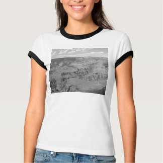 B&W Grand Canyon National Park 2 T-Shirt