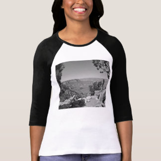 B&W Grand Canyon National Park 3 T-Shirt