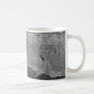 B&W Grand Canyon National Park 5 Coffee Mug