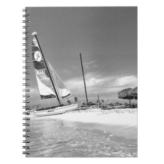 B&W Havana Beach Notebook