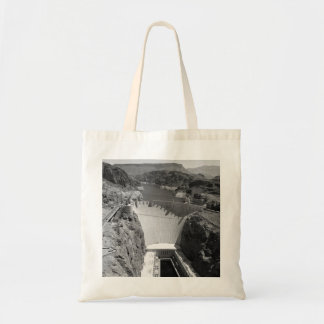 B&W Hoover Dam 3 Tote Bag