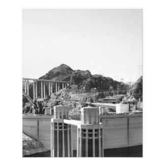 B&W Hoover Dam 5 11.5 Cm X 14 Cm Flyer