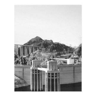 B&W Hoover Dam 5 21.5 Cm X 28 Cm Flyer