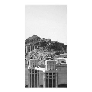 B&W Hoover Dam 5 Card