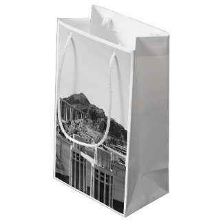 B&W Hoover Dam 5 Small Gift Bag