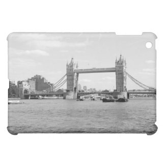 B/W iPad Case of Tower Bridge London