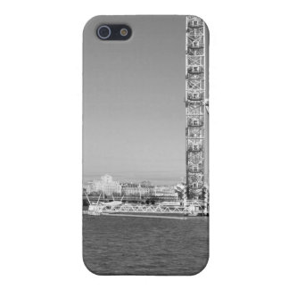 B/W iPhone Case of the River Thames London
