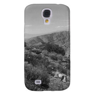 B&W Joshua Tree National Park 2 Galaxy S4 Case