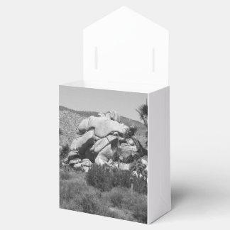 B&W Joshua Tree National Park 5 Favour Box