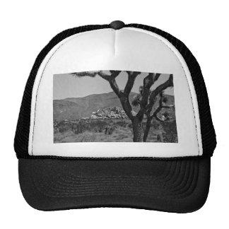 B&W Joshua Tree National Park 6 Cap
