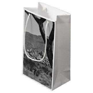 B&W Joshua Tree National Park 6 Small Gift Bag