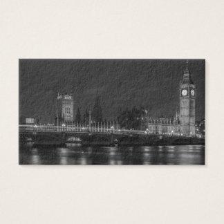 B&W London Business Card