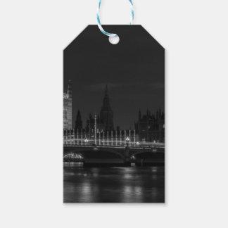 B&W London Gift Tags