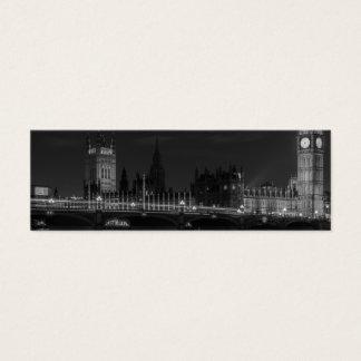 B&W London Mini Business Card
