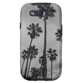 B&W Los Angeles palms Galaxy SIII Case
