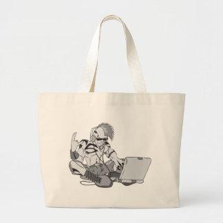 B W Mack Logo Tote Bag