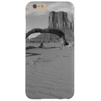 B&W Monument Valley in Arizona/Utah 2 Barely There iPhone 6 Plus Case