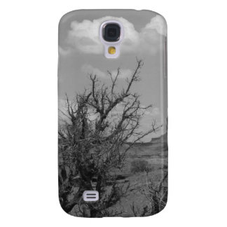 B&W Monument Valley in Arizona/Utah 3 Galaxy S4 Case