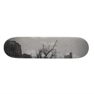 B&W Monument Valley in Arizona/Utah 3 Skateboard Decks