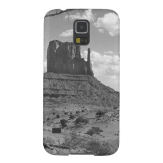 B&W Monument Valley in Arizona/Utah 4 Galaxy S5 Case