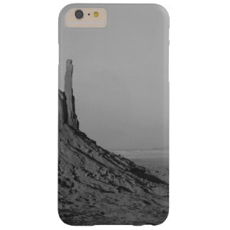 B&W Monument Valley in Arizona/Utah 5 Barely There iPhone 6 Plus Case