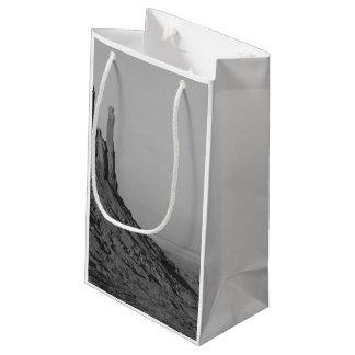 B&W Monument Valley in Arizona/Utah 5 Small Gift Bag
