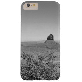 B&W Monument Valley in Arizona/Utah Barely There iPhone 6 Plus Case