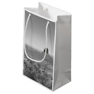 B&W Monument Valley in Arizona/Utah Small Gift Bag