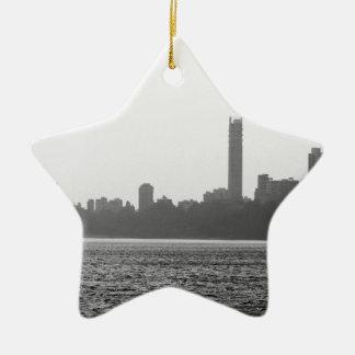 B&W Mumbai Ceramic Star Decoration