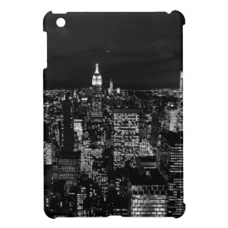 B&W New York City Cover For The iPad Mini