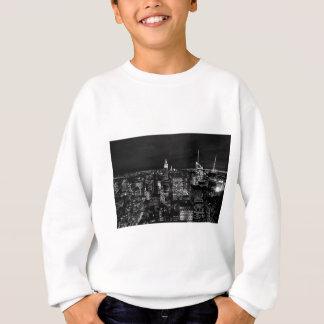 B&W New York City Sweatshirt