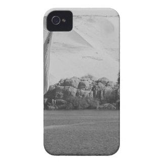 B&W Nile river Case-Mate iPhone 4 Cases