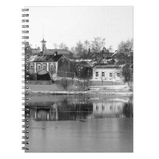 B&W Oulu 3 Spiral Notebook