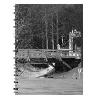 B&W Oulu 5 Spiral Notebook