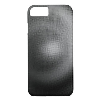 B&W Particle Spiral - Apple iPhone 8/7 Case
