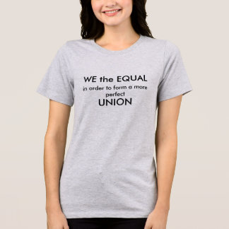 B/W perfect union T-Shirt