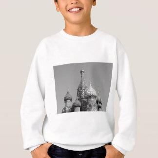 B&W Saint Basil's Cathedral Sweatshirt