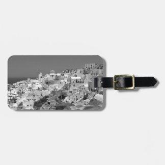 B&W Santorini 10 Luggage Tag